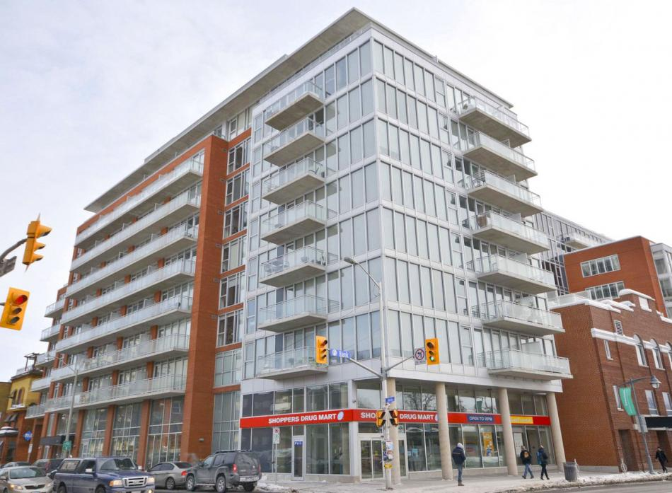 708 - 354 Gladstone Avenue, Center Town, Ottawa