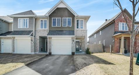 177 Manorwood Crescent, FINDLAY CREEK, Ottawa